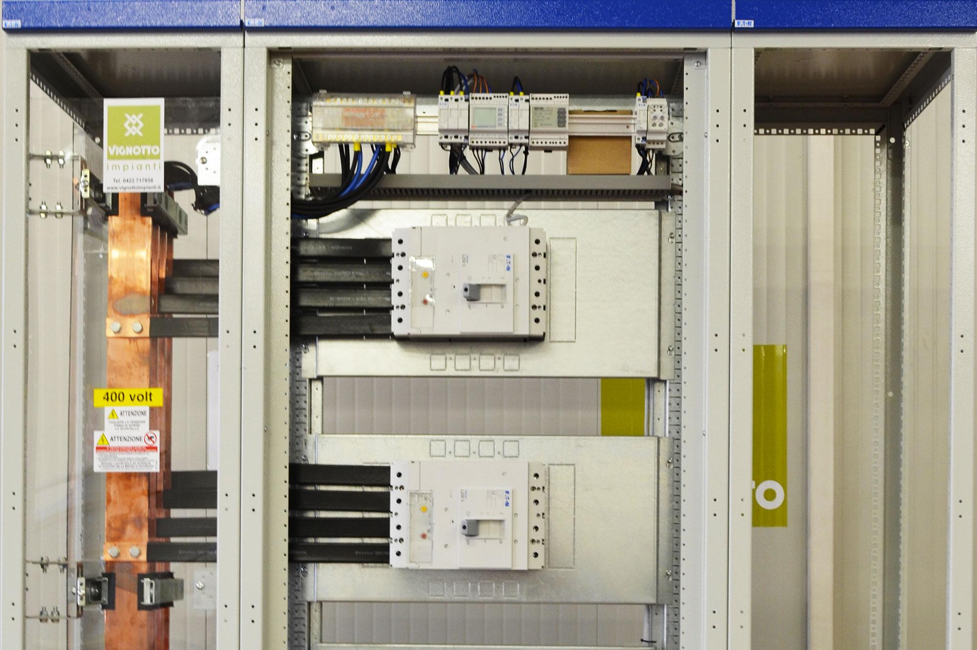 Schemi Elettrici Civili : Impianti elettrici u vignotto impianti srl